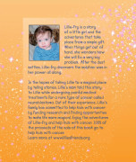 Lillie's Friends Childhood Cancer Awareness Neuroblastoma Lillie Fry